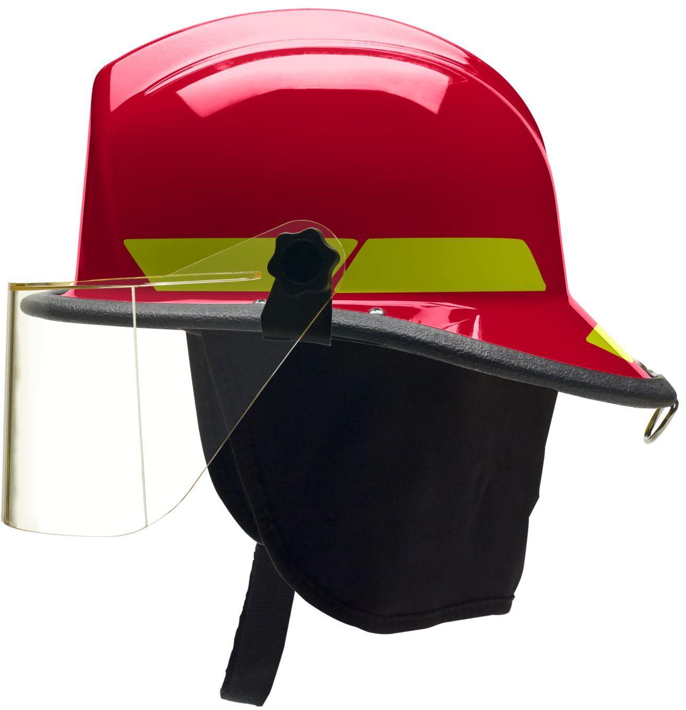 Bullard Fire Helmet LTXRD | Armada